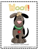 Woof! A Letter/Sound Recognition Game