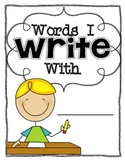 Sight Word Dictionary for Primary