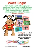 Word Dogs! (220 Dolch Words) Complete Sight Word Program