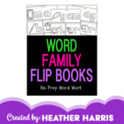 The A Word Families- CVC