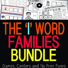 The I Word Families CVC