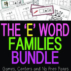 The E Word Families CVC