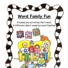 Word Family Foundations for Common Core (o)
