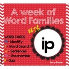 Word Family - ip family
