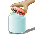 Word Jars: Nouns, Adjectives, Verbs