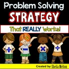 Word Problems / Problem Solving Strategy that REALLY WORKS!