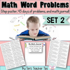 Word Problems SET 2 {Grades 2-3 Common Core}