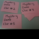 Word Problems with Mystery