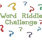 Word Riddle Challenge Game