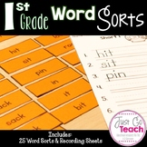 Word Sort Power: Grades 1 and 2