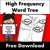FREE DOWNLOAD Word Tree Pack - A fun way to display phonic
