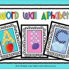 Word Wall {Alphabet and Images}