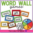 Word Wall Games