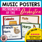 Word Wall: Instruments of the Orchestra