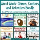 Word Work Collection