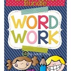 Word Work - Short Vowel Pack