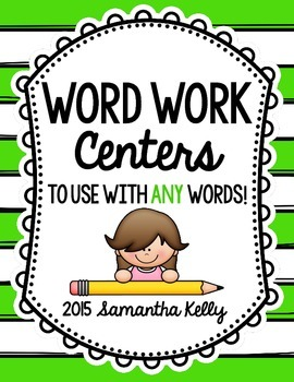 http://www.teacherspayteachers.com/Product/Word-Work-Choice-285007