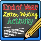 Words of Wisdom: Back to School/End of Year Writing Activity (FREE)