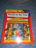 Words on the Vine--36 Vocab Units on Root Words, grades 5-8
