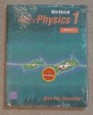 Physics Workbook: ActivPhysics 1 CD-ROM and Workbook by Al