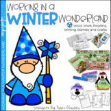 Writing and Reading Lessons and Activities - Working in a