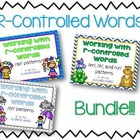 Working with R-Controlled Words BUNDLE