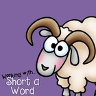 Working with Short a Word Families CVC center activities a