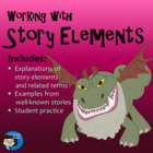 Working with Story Elements