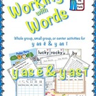 Working with Words Phonics 2 Sounds of Y Common Core Style