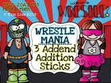 Wrestle Mania 3 Addend Sticks