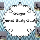 Wringer Novel Study Guide
