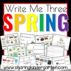 Write Me Three & More Spring Pack