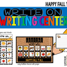 Write On... Happy Fall Y'all