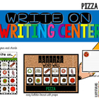 Write On... Pizza