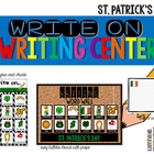 Write On... St. Patrick's Day