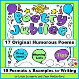 Write Poetry: Poetry Jubilee {Core 4-6}