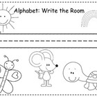 Write the Room: ABC Activity