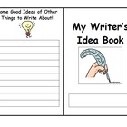 Writer's Idea Book