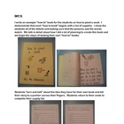 """Writers Workshop- """"How To Books"""""""