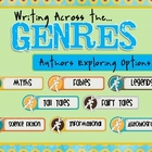 Writing Across the Genres