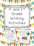 Writing Activity Pack One