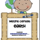 Writing Center:  Earth
