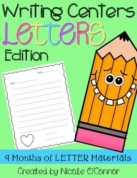 http://www.teacherspayteachers.com/Product/Writing-Center-Letter-Writing-Edition-1361309