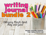 Writing Center Task Cards Bundle 2