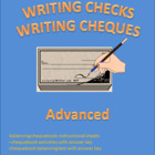 Writing Cheques- Advanced