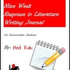 Writing Journal: Genre - Response to Literature