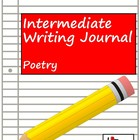 Writing Journal: Poetry Genre