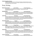 Writing Portfolio #1 = 10 Awesome Writing Assignments in O