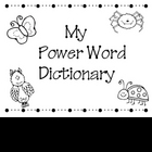 Writing Power Word Dictionary