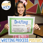 Writing Process Posters: Steps in the Writing Process
